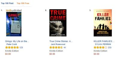 Amazon Number 1 Book