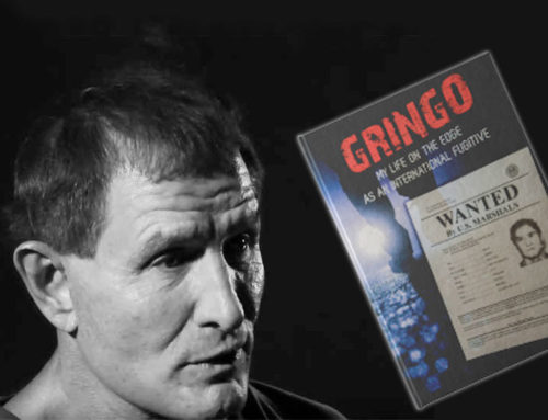 Publicity Flash – Gringo Book International Fugitive