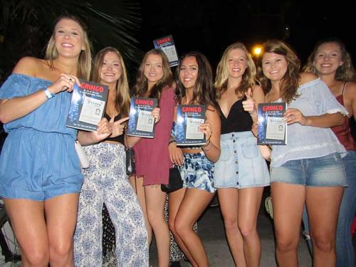 College girls, Key West, Florida, Love GRINGO!!