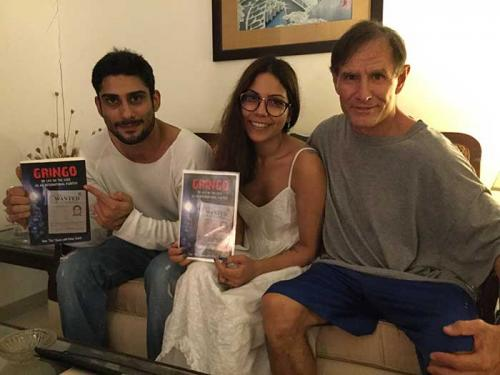 Bollywood star's Mumbai,India, love Gringo!!