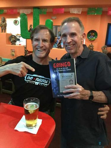 Anthony Curtis, owner, Huntington Press, Las Vegas, Nevada, LOVES GRINGO!!!