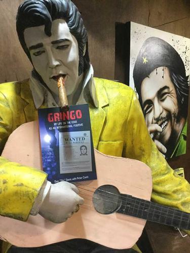 GRINGO in Playa Del Carmen, Mexico - in Famous Company!!