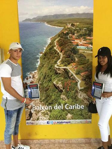 GRINGO: Arrival, Santiago de Cuba, Cuba