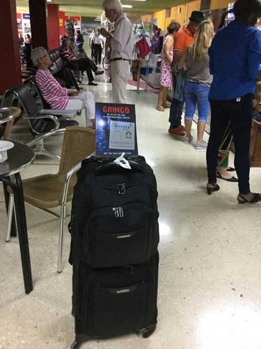 Airport leaving Santiago de Cuba