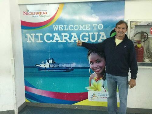 Arrival Managua, Nicaragua