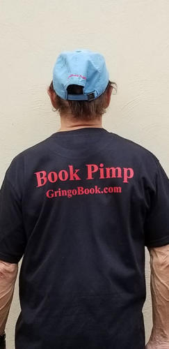 Book Pimping T Shirt